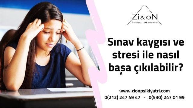 Sınav Kaygısı Ve Stresi Ile Nasıl Başa çıkılabilir?