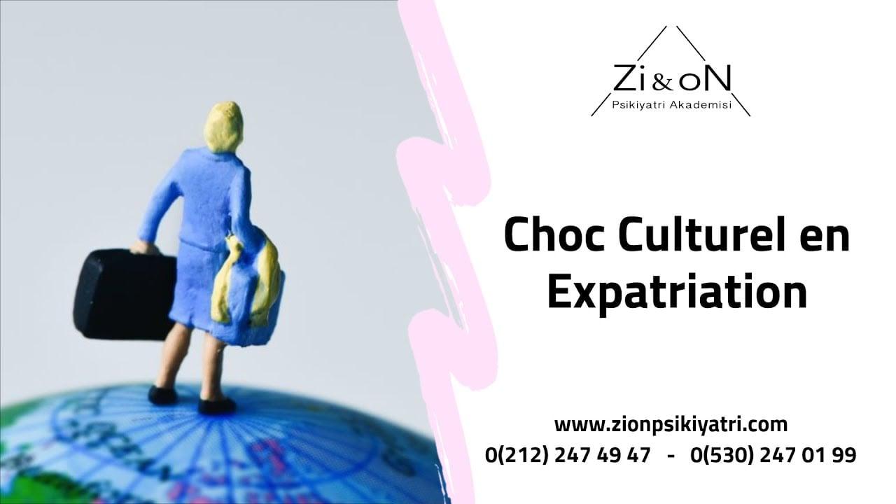 Choc Culturel En Expatriation