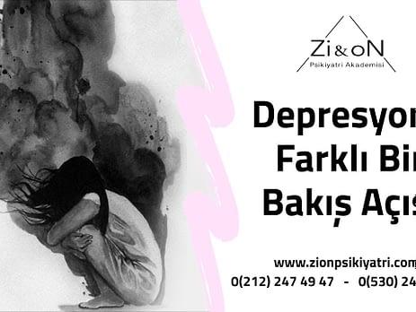 Depresyona Farklı Bir Bakış Açısı