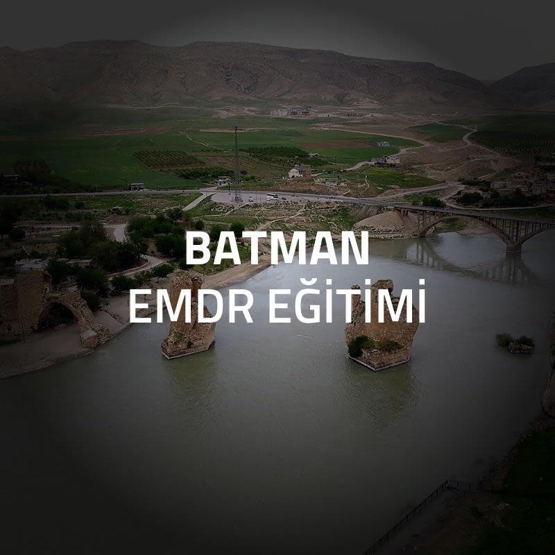 Batman Emdr Egitimi