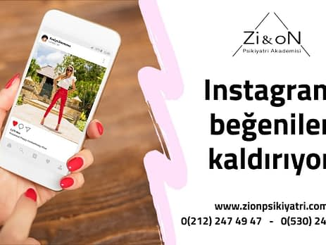 Instagram, Beğenileri Kaldırıyor!